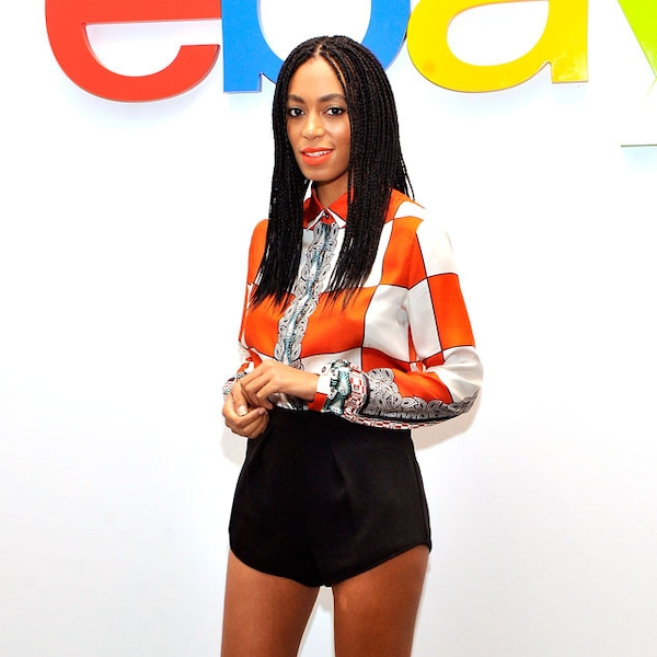 Hot Pants from Solange Knowles' Best Looks | E! News