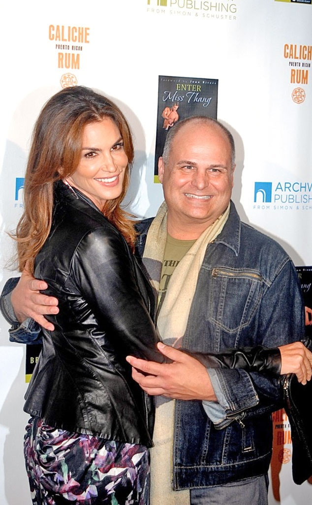 Cindy Crawford, Brian Edwards