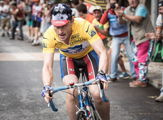 Ben Foster, Lance Armstrong