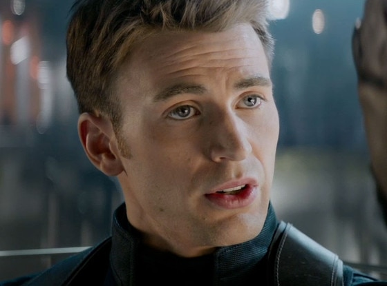 Chris Evans Shaved His Glorious Beard For Captain America