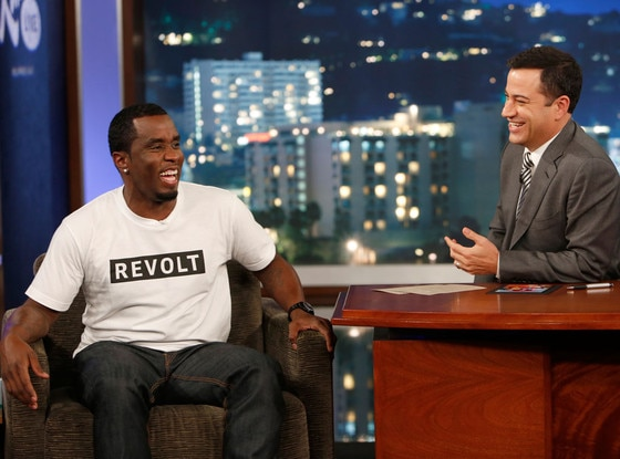 "SEAN ""DIDDY"" COMBS, JIMMY KIMMEL"