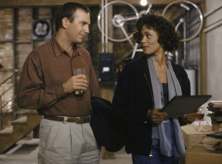 The Bodyguard, Kevin Costner, Whitney Houston