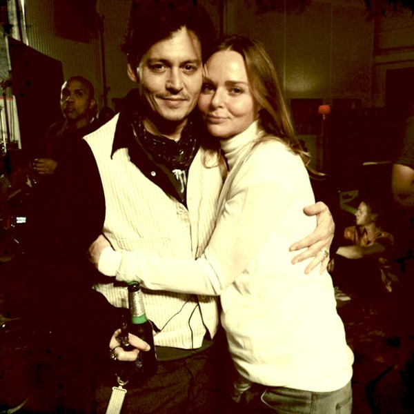 Stella McCartney, Johnny Depp