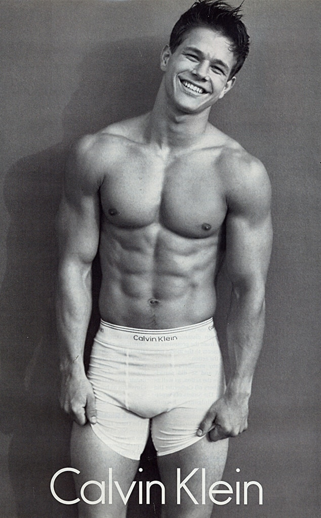 Mark Wahlberg, Calvin Klein Ad