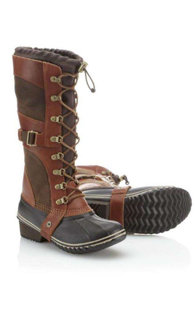 Fall Boot