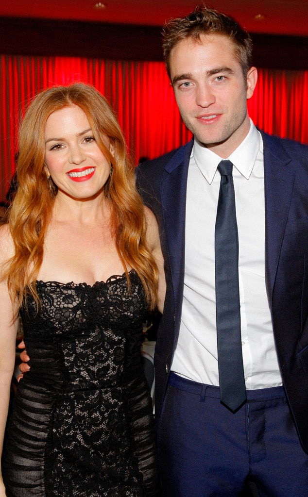 Robert Pattinson, Isla Fisher