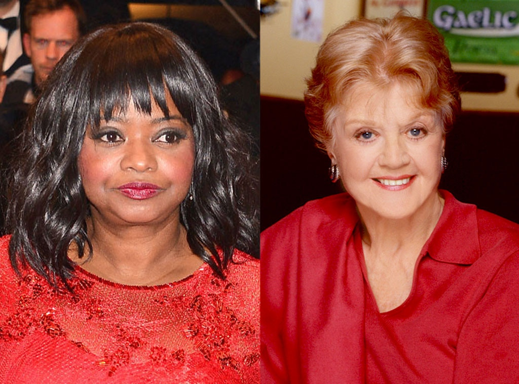 Angela Lansbury, Octavia Spencer