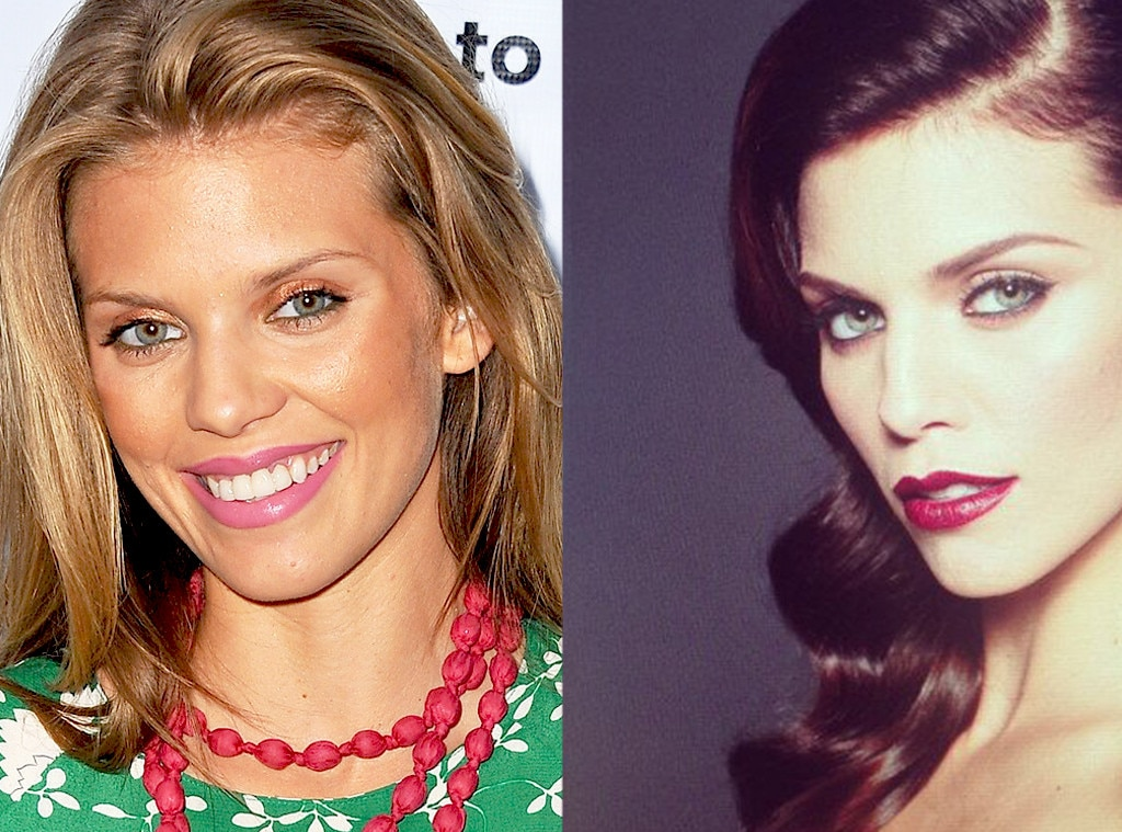 AnnaLynne McCord, Hair