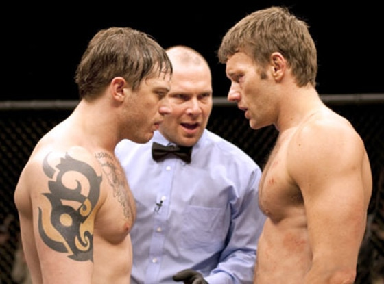 Tom Hardy, Joel Edgerton, Warrior