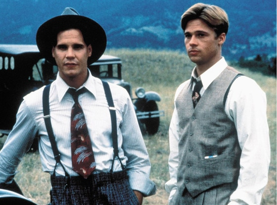 Brad Pitt, Craig Sheffer, A River Runs Through It