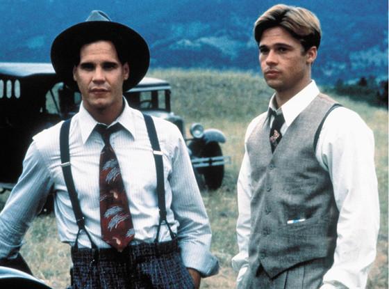 Brad Pitt, Craig Sheffer, A River Runs Through It