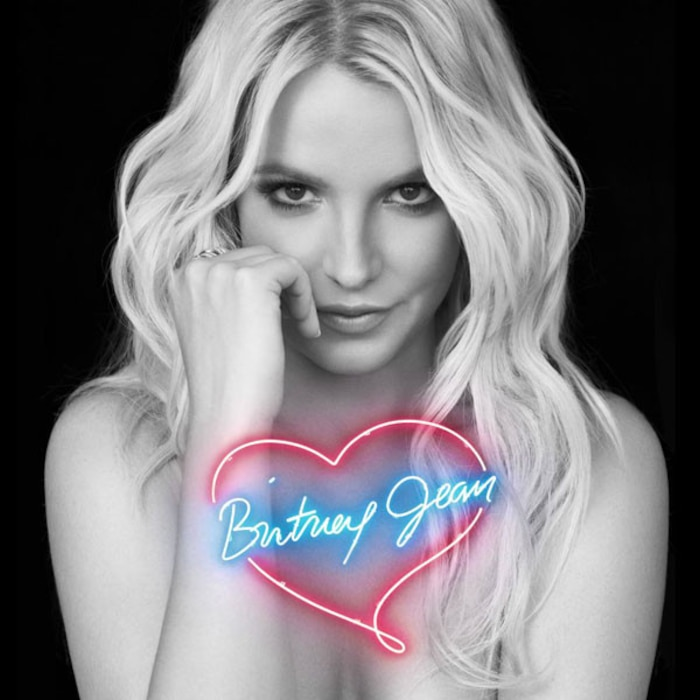 Britney Spears, Britney Jean Album Cover