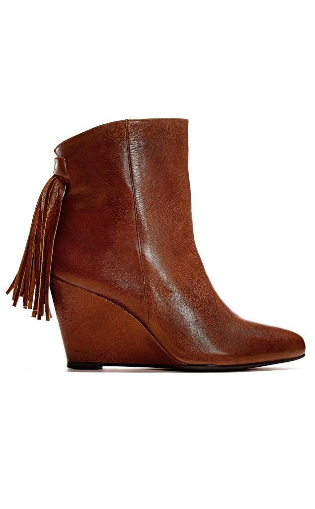 Designer Tasseled Boot