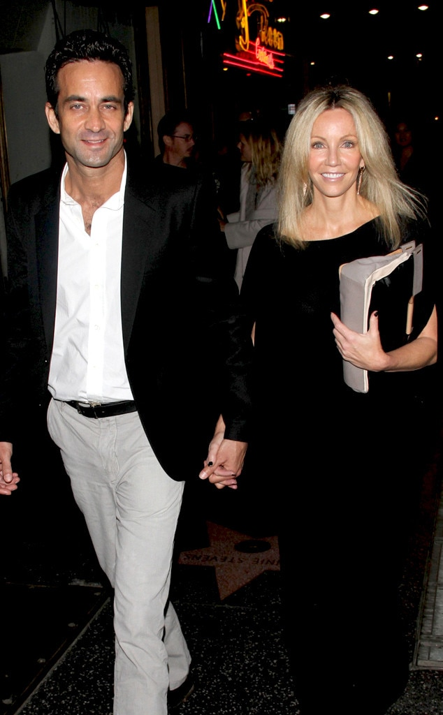 Heather Locklear, Marc Mani