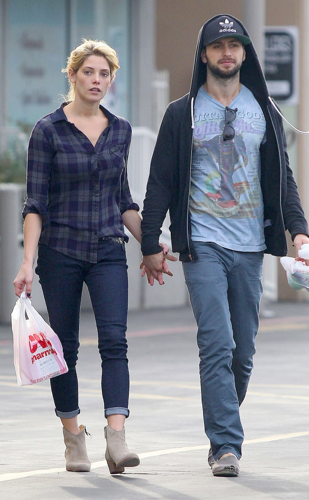 Ashley Greene, Paul Khoury