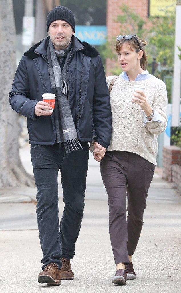 Ben Affleck, Jennifer Garner, 2013