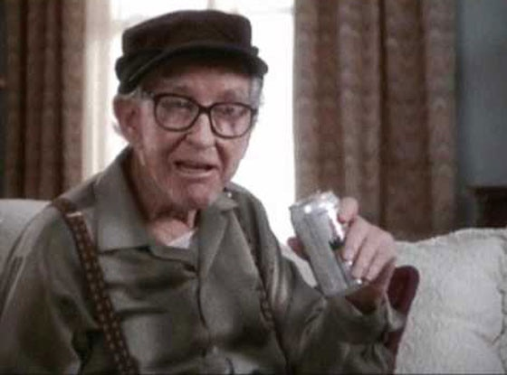 Grumpy Old Men, Burgess Meredith