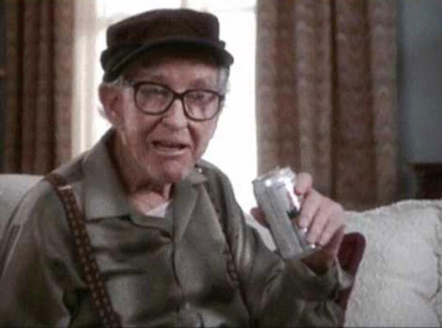 Grumpy Old Men, Burgess Meredith