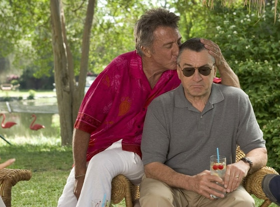 Meet the Fockers, Dustin Hoffman, Robert De Niro