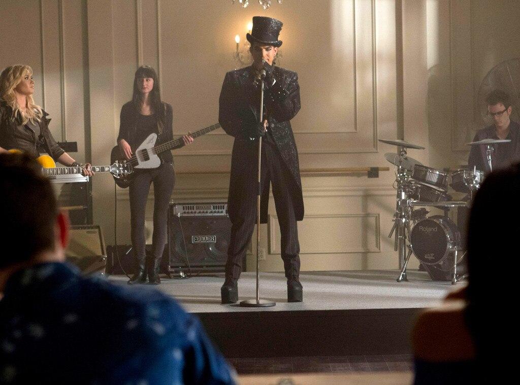 Adam Lambert, Glee
