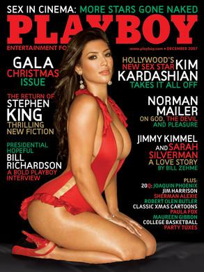 Kim Kardashian, Playboy