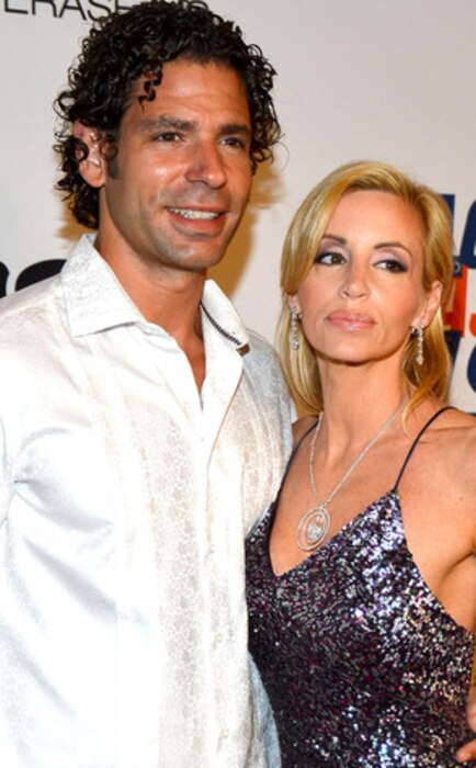Camille Grammer, Dimitri Charalambopoulo