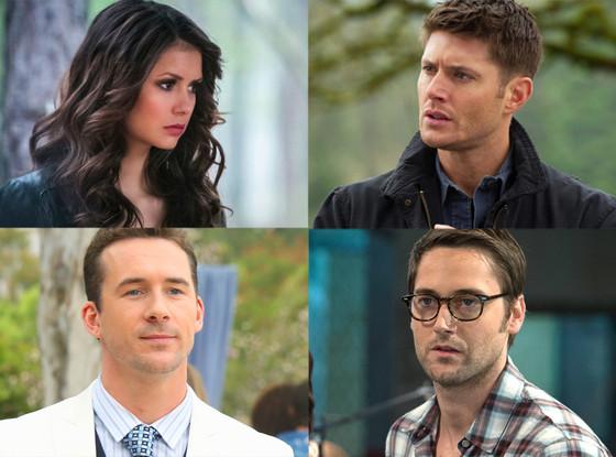 Spoiler Chat, Revenge, Vampire Diaries, Supernatural, The Blacklist