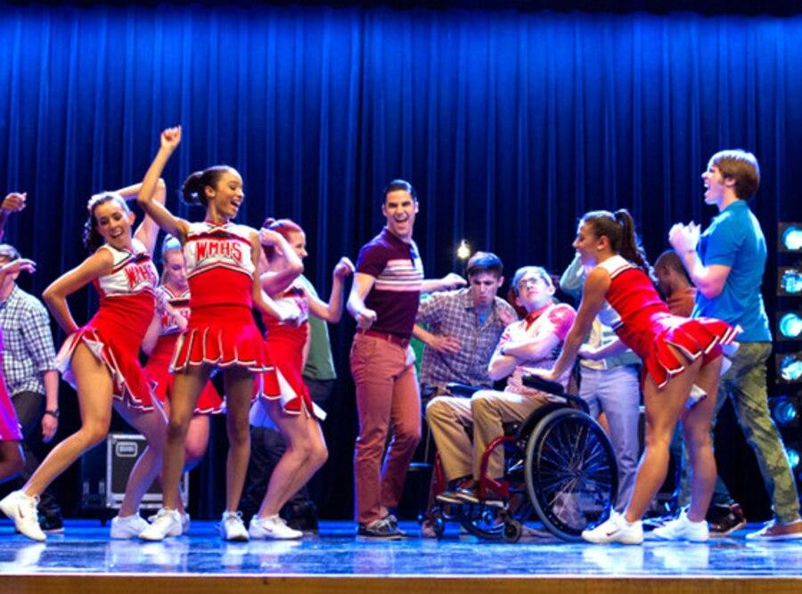 Glee, Twerking