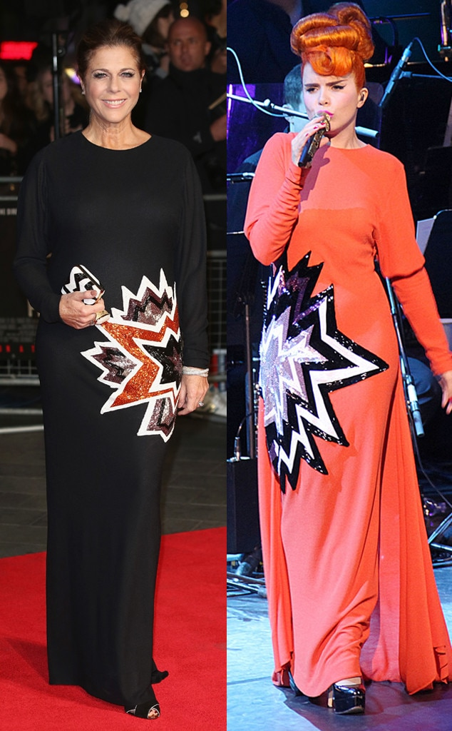 Rita Wilson, Paloma Faith