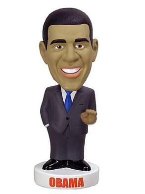 Soup - Bobblehead - Obama