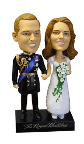 Soup - Bobblehead - Kate and William