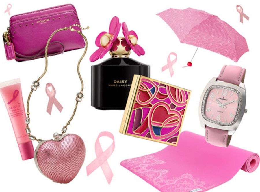 Editor Obsessions, Breast Cancer Awareness Collage