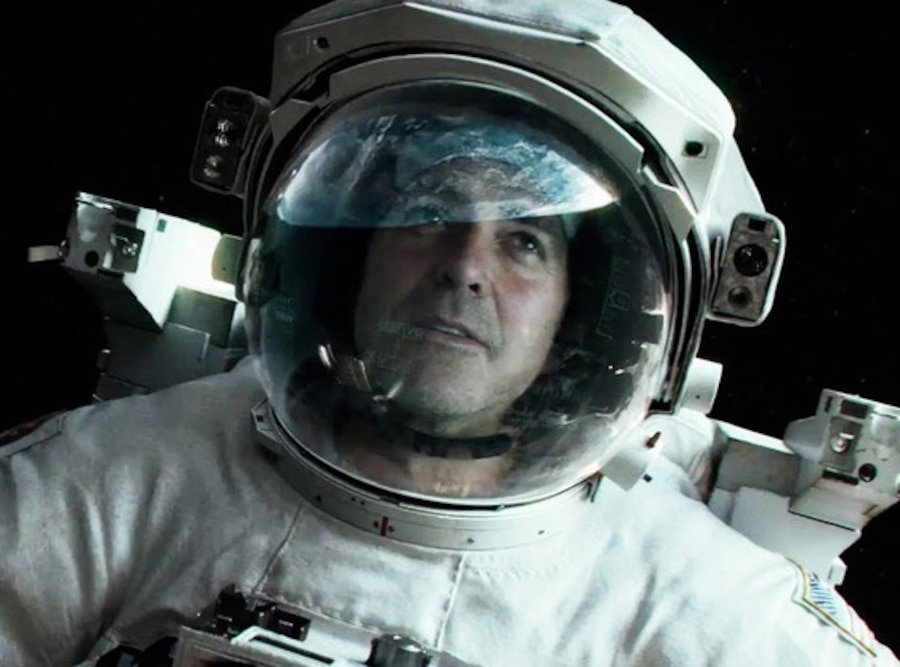 Gravity, George Clooney