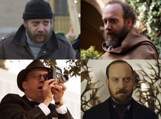 Paul Giamatti, All Is Bright, Romeo & Juliet, Parkland, 12 Years a Slave