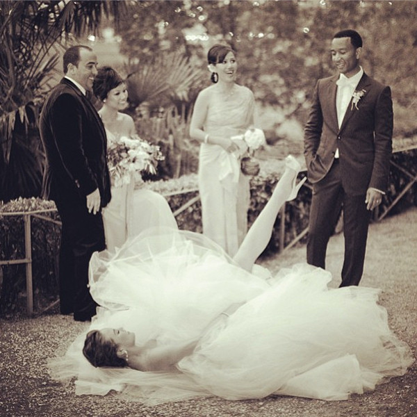 Chrissy Teigen, John Legend, Instagram