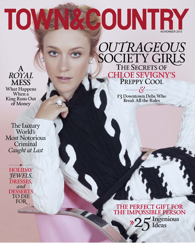 Chloë Sevigny, Town & Country, Town and Country