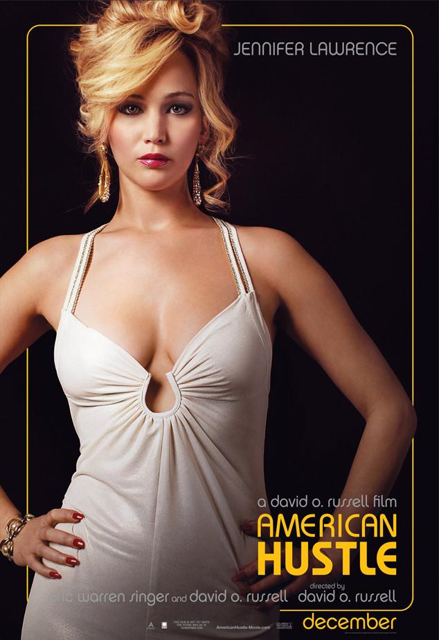 American Hustle, Poster, Jennifer Lawrence