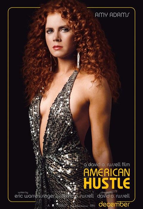 American Hustle, Poster, Amy Adams