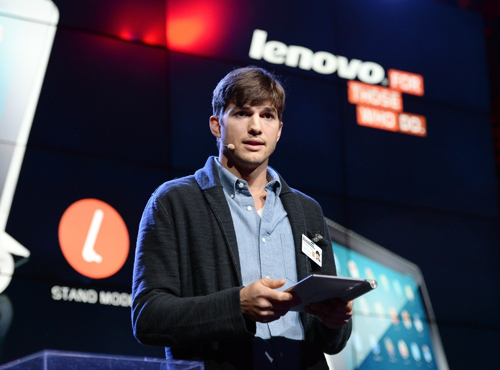 Ashton Kutcher Hired As A Product Engineer To Help Design