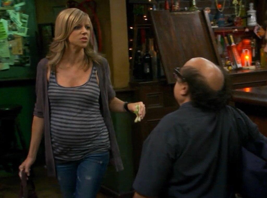 Kaitlin Olson, Always Sunny in Philadelphia, Real Pregnancy
