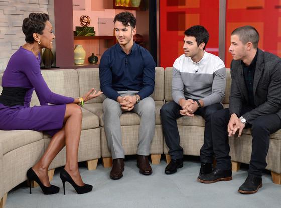 The Jonas Brothers, Good Morning America