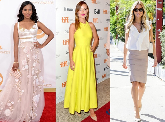 Kerry Washington, Olivia Wilde, Kristin Cavallari, Pregnant