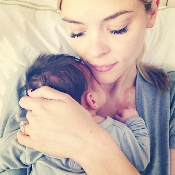 Jaime King, Instagram