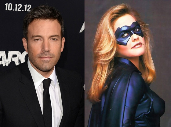 Ben Affleck, Alicia Silverstone, Batman and Robin