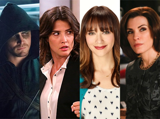 Rashida Jones, Stephen Amell, Julianna Margulies, Cobie Smulders
