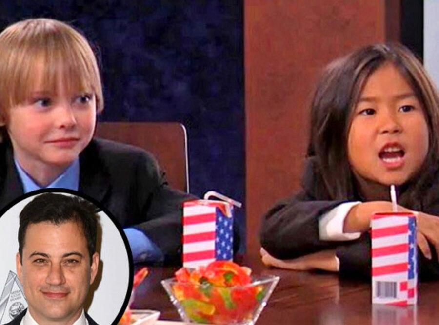 Jimmy Kimmel, China Skit