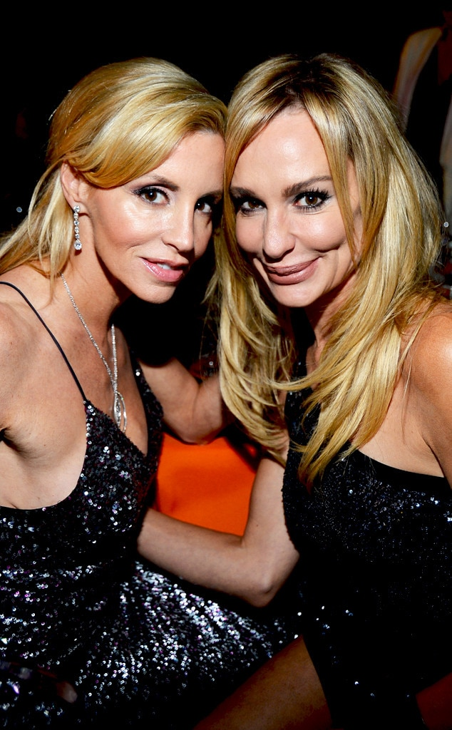 Camille Grammer, Taylor Armstrong