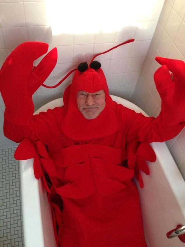 Patrick Stewart, Halloween