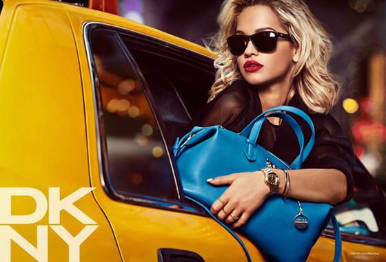 Rita Ora, DKNY Ad
