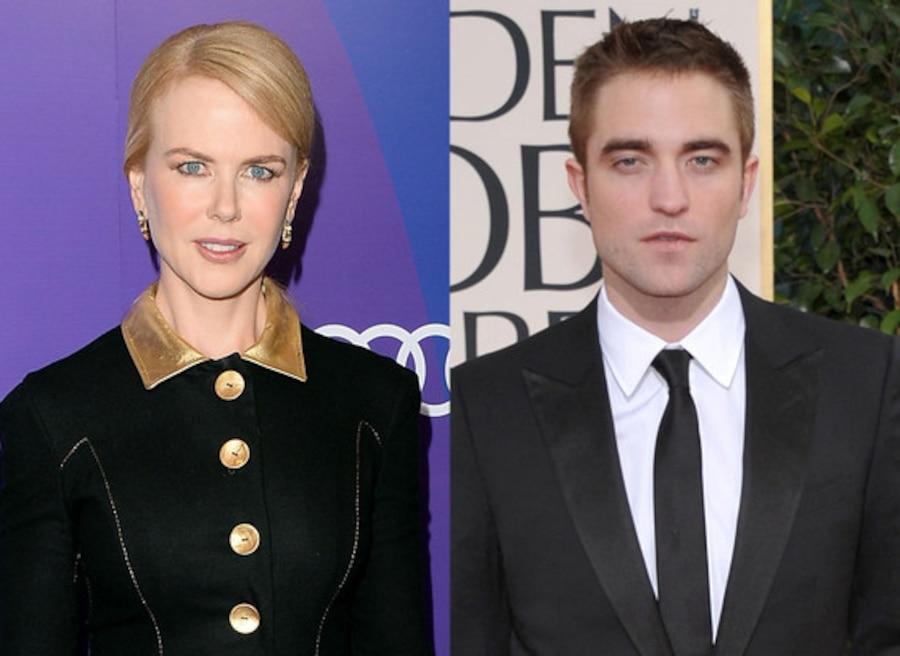 Nicole Kidman, Robert Pattinson